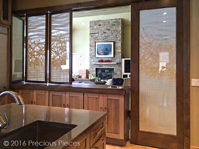 Washi Laminated Glass Door and Windows