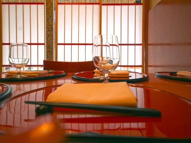 "Shoji Doors Restoration for Japanese ""Kaiseki"" Restaurant"